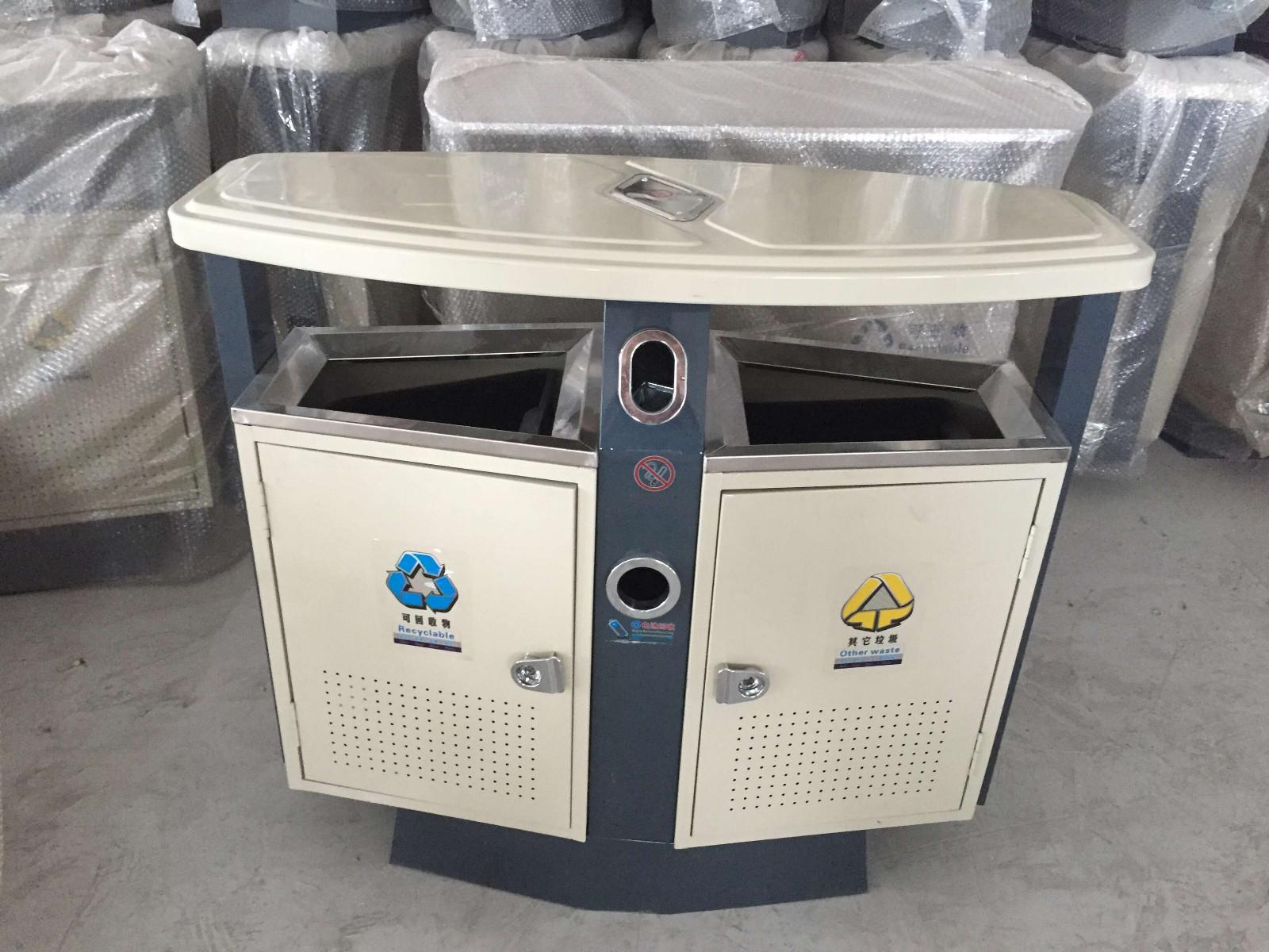 内蒙古自治区呼和浩特市垃圾桶-垃圾桶生产厂家--洛阳中星