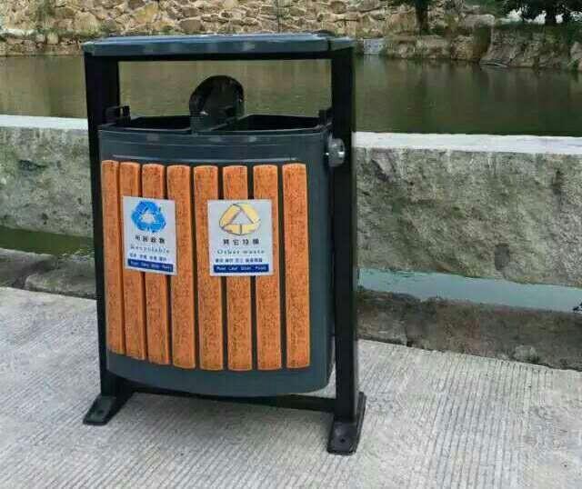 貴州省六盤水市分類戶外垃圾桶 廠家-洛陽中星