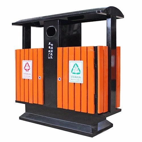 贵州省黔西南四色分类垃圾桶厂家-洛阳中星