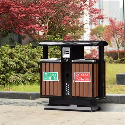 河北省石家庄市不锈钢垃圾桶-不锈钢垃圾桶价格-洛阳中星
