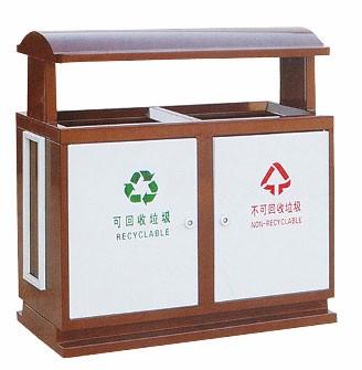 西藏林芝地区不锈钢垃圾桶-不锈钢垃圾桶厂家-洛阳中星