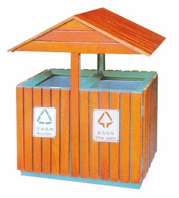 河南省郑州市四色分类垃圾桶厂家-洛阳中星