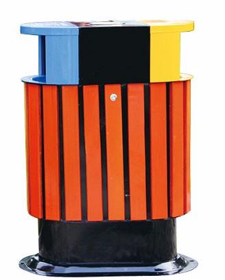 河北省保定市塑料垃圾桶-塑料垃圾桶价格-洛阳中星