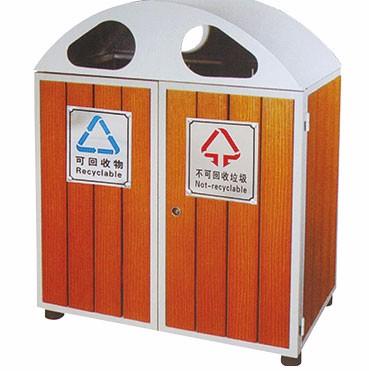 湖北省咸宁市四色分类垃圾桶厂家-洛阳中星