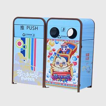 山西省太原市分类垃圾桶厂家-洛阳中星