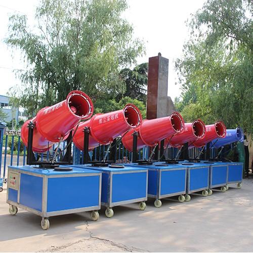广西柳州30米雾炮机厂商