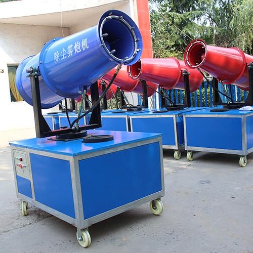 广西河池小型雾炮机市场
