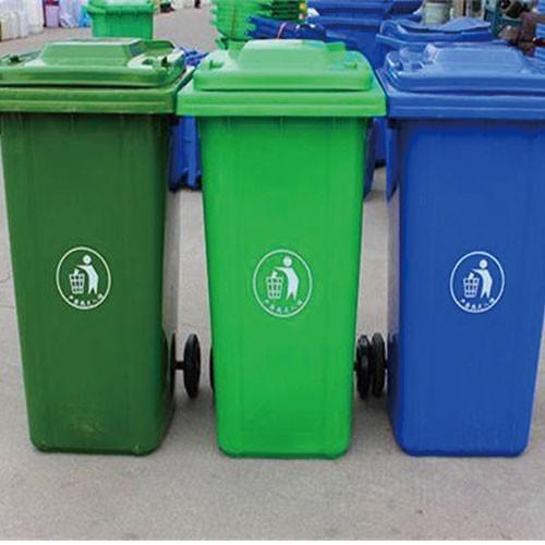 广西钦州240L垃圾桶制造商-广西星沃
