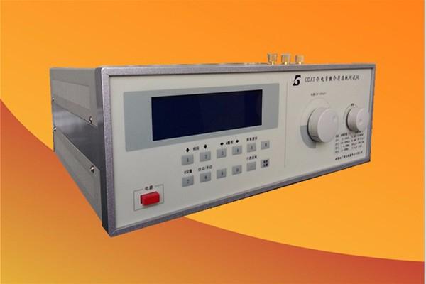 南充电容器纸介电常数测试仪报价