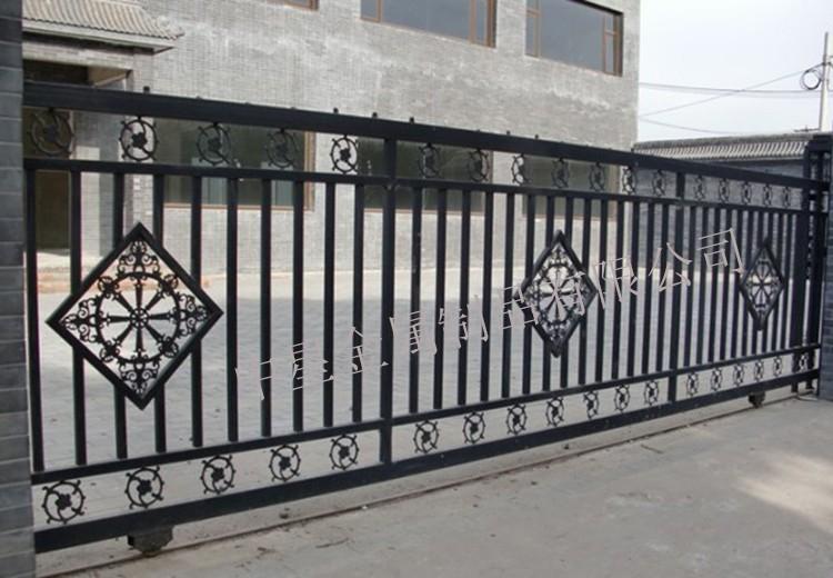 湖北省襄阳市围墙锌钢护栏-围墙锌钢护栏生产厂家--洛阳中星