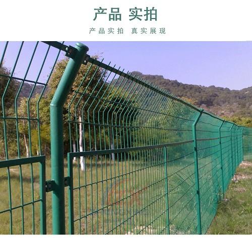 甘肃定西草坪锌钢围栏-草坪锌钢围栏单价-洛阳中星