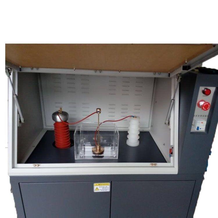 钦州电容器纸电压击穿试验仪操作手册