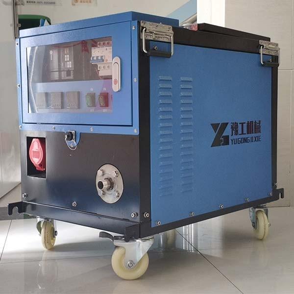 武汉非固化熔料喷涂一体机应用范围