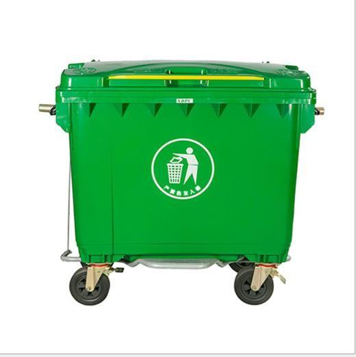小区塑料垃圾桶价格