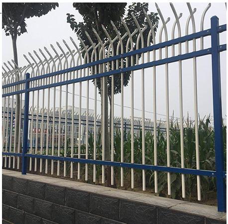 辽宁省铁岭市围墙锌钢护栏-围墙锌钢护栏厂家直销--洛阳中星