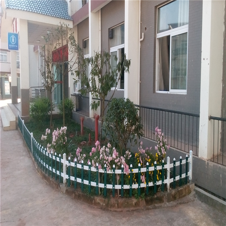 云南省普洱市pvc护栏-pvc护栏价格-洛阳中星