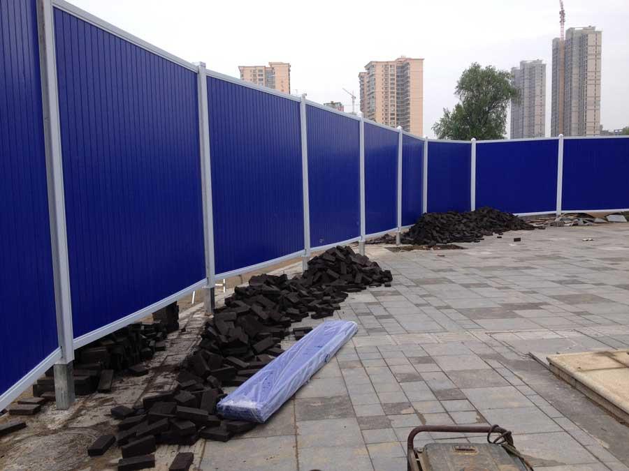 贵州省贵阳市pvc护栏-pvc护栏价格-洛阳中星