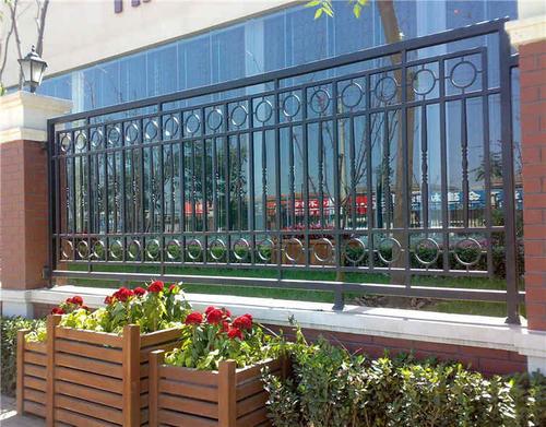 梅州市丰顺县铁艺栏杆生产厂家