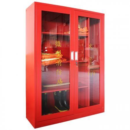 山西省忻州消防器材柜-消防器材柜价格-洛阳中星