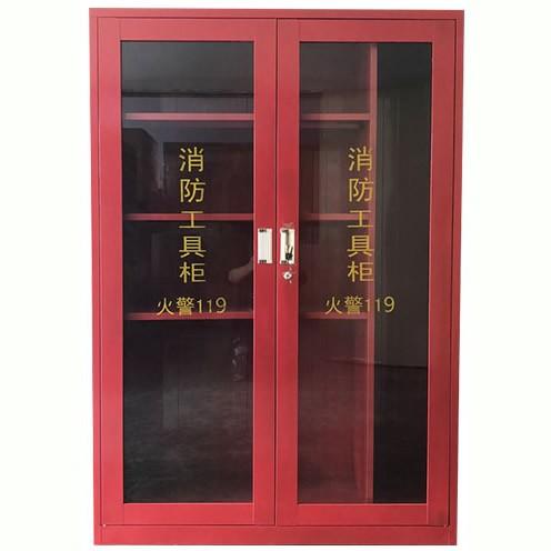 新疆哈密地区消防器材柜-消防器材柜厂家-洛阳中星