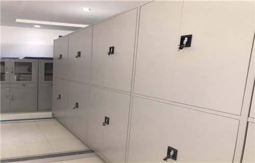 四川广安手动密集档案架生产基地