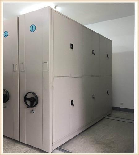 方向盘型密集柜详细宝鸡地区供应