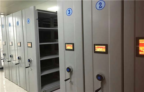 湘乡密集书柜防磁柜