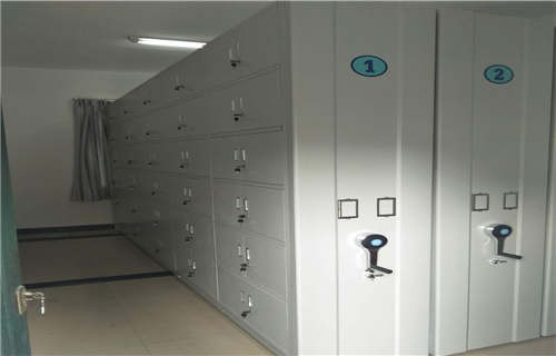 南京公路管理局智能档案密集架质保
