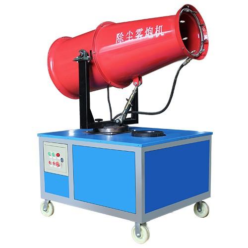 内蒙古自治区遥控型雾炮机-环保除尘雾炮机多少钱-洛阳中星