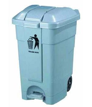 辽宁分类户外垃圾桶分类垃圾桶多少钱-洛阳中星
