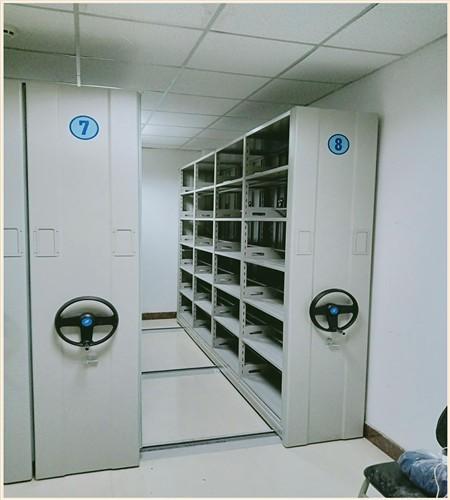 内蒙古智能档案柜应用