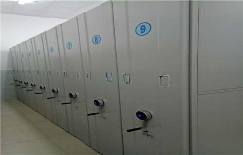 怀化溆浦档案资料室密集柜厂家定做