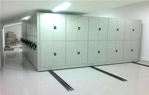 克拉玛依档案馆手动密集架技术服务