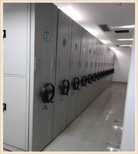 徐州密集手动型档案柜应用注意事项