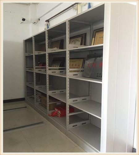 昌平密集架图书柜产品图片