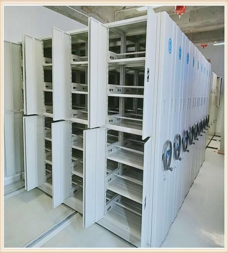 泉州图书馆智能密集柜产品性能发挥与失效